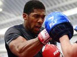 anthony joshua to fight kubrat pulev in cardiff on oct 28