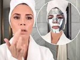 victoria beckham drops an expletive in second beauty video