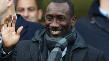 jimmy floyd hasselbaink: northampton town appoint new manager to succeed justin edinburgh
