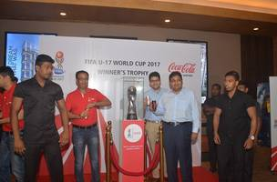 coca-cola extended the window of experiencing the iconic fifa u-17 world cup 2017 winner's trophy for football fans in kolkata
