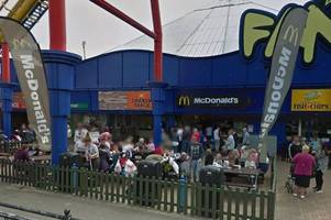 mcdonald's at popular attraction in lincolnshire closes for good