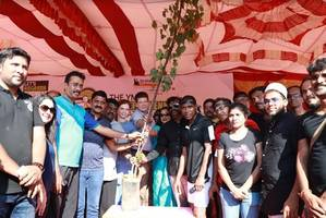 regreen chennai mini marathon – an awareness program for reviving green cover of the city witnesses huge youth participation