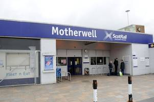 police launch probe after asian man racially abused on train from motherwell