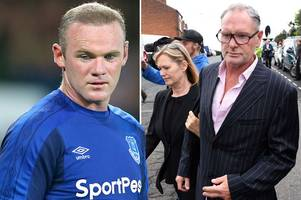 wayne rooney could 'become another gazza' warns top sports psychiatrist