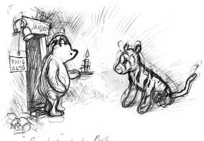 inspiration for winnie the pooh revealed
