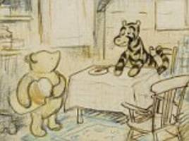 jane fryer on how milne's pooh went from fierce to cute
