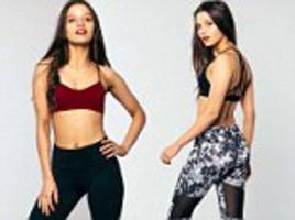 testing dear kates, yoga pants for your period