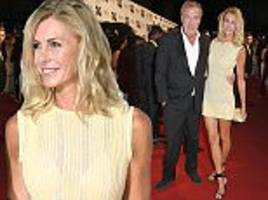 jeremy clarkson steps out with lisa hogan