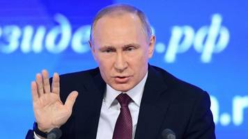 Putin: A 'Planetary Catastrophe' Is Coming - Unless We Talk To North Korea