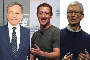 silicon valley stands up for daca, hollywood keeps quiet