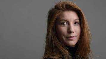 kim wall case: sub hatch cover caused death - suspect