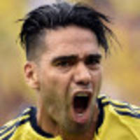 falcao strikes as colombia hold brazil