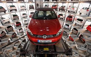 the number of new cars bought in the uk fell again in august