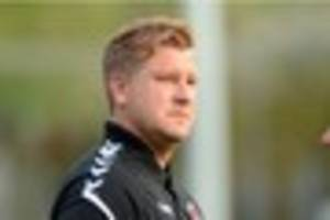 charlton athletic boss karl robinson lends support to sacked...