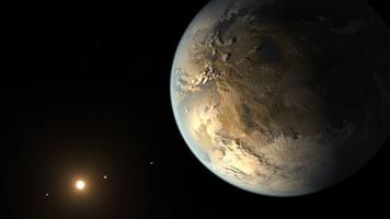 First evidence of water found on Earth-sized exoplanets