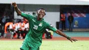 2018 world cup: zambia close gap on group b leaders nigeria
