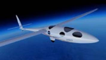 airbus perlan mission ii soars into history, sets new world record for glider altitude