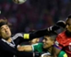 navas, ochoa steal show as costa rica and mexico draw