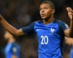 'i met with arsene wenger' - mbappe reveals he rejected arsenal for psg