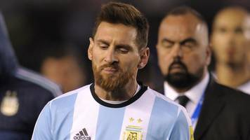 world cup qualifying: argentina struggle to a draw with venezuela