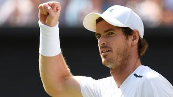 andy murray hopes to follow federer and nadal by returning from rest in top form