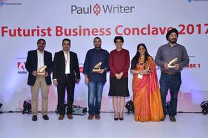 paul writer's 5th futurist business conclave celebrates with india's leading cxos