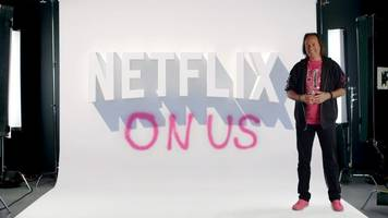 t-mobile wants to give you free netflix