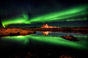 watch the skies: if we're very lucky we could see the northern lights tonight