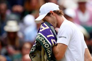 andy murray says he's 'most likely' to miss the rest of the season with hip injury