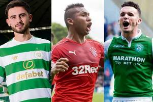 celtic, rangers and hibs caught in crossfire as labour call for gambling firm shirt sponsorship ban