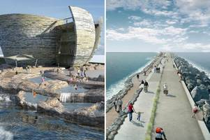 swansea bay tidal lagoon is 'at risk' because of lack of uk government action