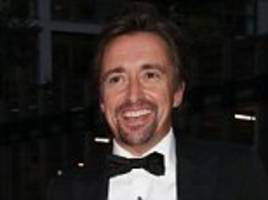 richard hammond banned from jogging by doctors