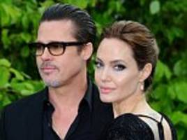 brad pitt's car 'is spotted at angelina jolie's house'