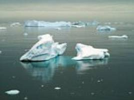 record-low 2016 antarctic sea ice due to 'perfect storm'