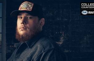 college countdown: rising country star luke combs on his 'redneck roll,' makes week 2