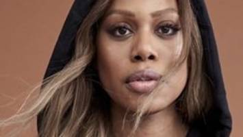 laverne cox is the face of beyonce's new ivy park campaign