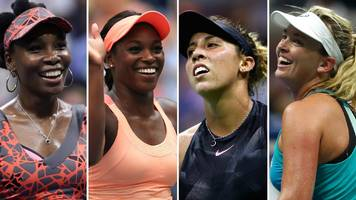 us open prepares for all-american semi-final line-up