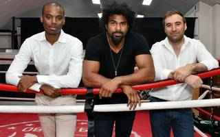 an early spotify investor has joined david haye in backing this uk startup