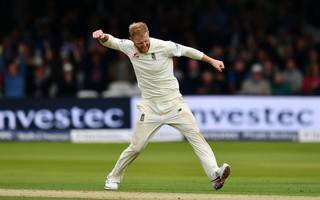 six-wicket stokes puts england in charge but windies fight back
