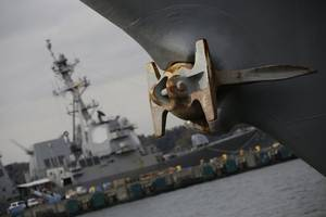 us navy damaged vessel will be transported to japan