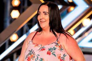 x factor star who wowed all four judges on show sent vile racist messages to former schoolmate