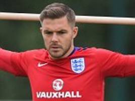 stoke manager mark hughes 'disappointed' for jack butland