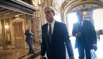 mueller requests interviews with 6 members of trump's inner circle