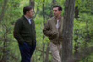 danny strong on bringing j.d. salinger to life in 'rebel in the rye'