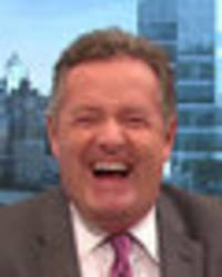 piers morgan heading for strictly come dancing?
