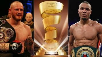 world boxing super series: the muhammad ali trophy and $50m up for grabs