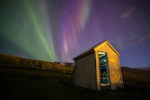 you could see the northern lights over hull tonight