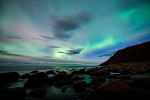 northern lights tonight as largest solar flare in decade sparks magnetic storm