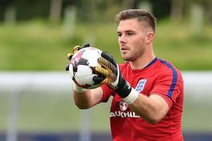 stoke boss has message for gareth southgate about jack butland