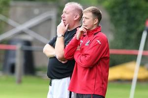 dalbeattie star manager admits side caused their own problems in defeat to bsc glasgow